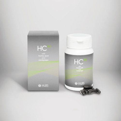 HC80 with Humic Acid and Cordyceps