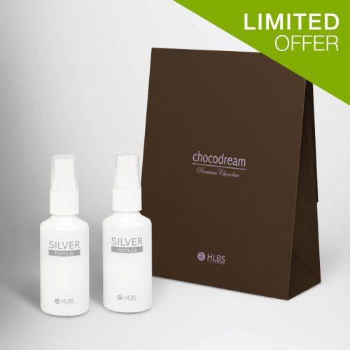 Silver Formula Skin Regenerating Spray